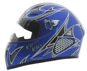 RaptorRacer Design blau